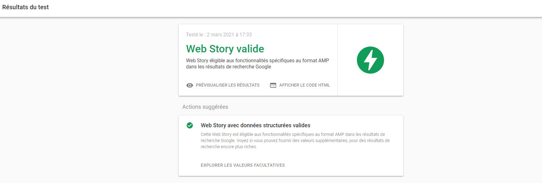 webstory google valdie